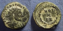Ancient Coins - Roman Empire, Constantius I (as Caesar) 293-305, Radiate Fraction