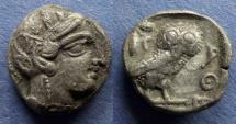 Ancient Coins - Athens,  449-413 BC, Tetradrachm
