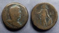 Ancient Coins - Egypt, Hadrian 117-138, Drachm