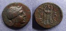 Ancient Coins - Megaris, Megara Circa 75 BC, AE19