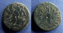 Ancient Coins - Egypt, Ptolemy III 246-222 BC, AE28