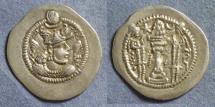 Ancient Coins - Sassanian Kingdom, Peroz 459-484, Drachm