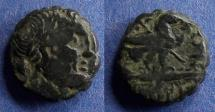 Ancient Coins - Thrace, Imitative issue of Kotys IV (?) Circa 160 BC, AE15