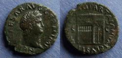 Ancient Coins - Roman Empire, Nero 54-68, As