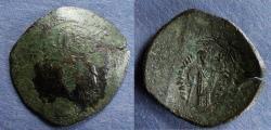Ancient Coins - Latin Kingdom at Constantinople.,  1204-1261, Large module trachy