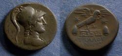 Ancient Coins - Phrygia, Apameia 88-40 BC, AE21