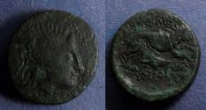 Ancient Coins - Kingdom of Thrace, Lysimachos 323-281 BC, AE19