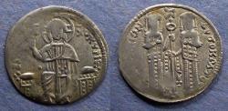 Ancient Coins - Byzantine Empire, Andronicus II & Michael IX 1295-1320, Basilikon