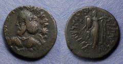 Ancient Coins - Indo Parthian, Pakores Circa 70 AD, Tetradrachm