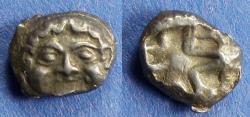 Ancient Coins - Mysia, Parion Circa 450 BC, Drachm