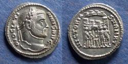 Ancient Coins - Roman Empire, Diocletian 284-305, Argenteus