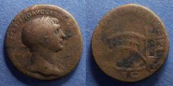 Ancient Coins - Roman Empire, Trajan 98-117, As