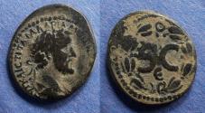 Ancient Coins - Seleucia & Pieria, Antioch, Antoninus Pius 138-161, AE22