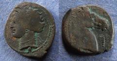 Ancient Coins - Zeugitania, Carthage 300-264 BC, AE19