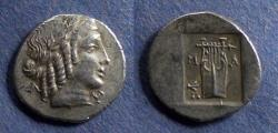 Ancient Coins - Lycian League, Masicytes Circa 70 BC, Hemidrachm