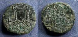 Ancient Coins - Byzantine Empire, Constantine VI and Irene 780-797, Follis