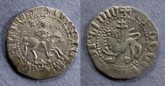 Ancient Coins - Armenia, Levon II 1270-1289, Tram