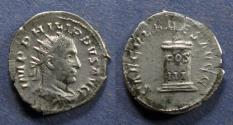 Ancient Coins - Roman Empire, Philip 244-9, Antoninianus