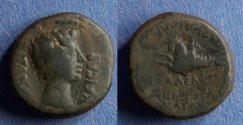 Ancient Coins - Lydia, Philadelphia, Caligula 37-41, AE19