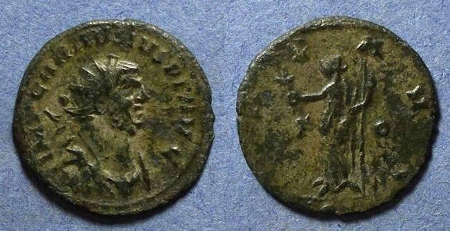 Ancient Coins - Roman Britian, Carausius 287-293, Antoninianus