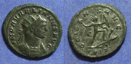 Ancient Coins - Roman Empire, Aurelian 270-275, Antoninianus