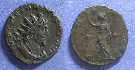 Ancient Coins - Gallic Suc. Empire, Victorinus 269-271, Antoninianus