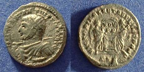 Ancient Coins - Constantine 307-337 Billon Argenteus
