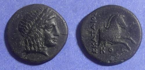 Ancient Coins - Kolophon, Ionia 330-294 BC, AE15