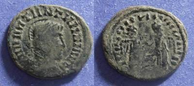 Ancient Coins - Roman Empire, Constantine Circa 335, Barbarous AE3
