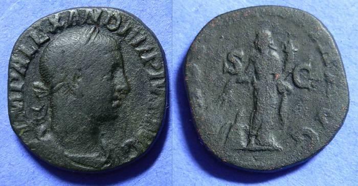Ancient Coins - Severus Alexander 222-235AD - Sestertius
