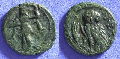 Ancient Coins - Metapontion Lucania – AE14 – 300-250BC