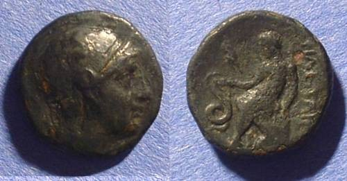 Ancient Coins - Pergamene Kingdom - Philetarios 282-263BC and successors AE16