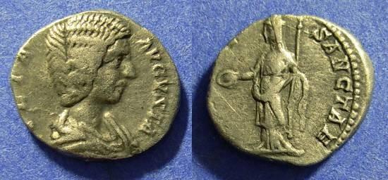 Ancient Coins - Julia Domna - 193-217AD - Denarius