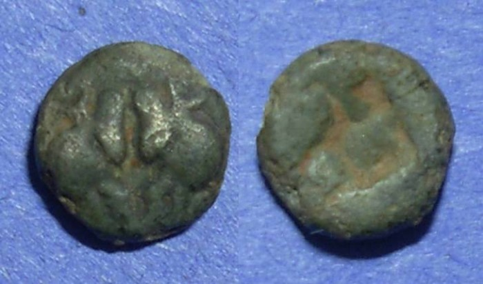 Ancient Coins - Lesbos,  500-450 BC, 1/12 Stater