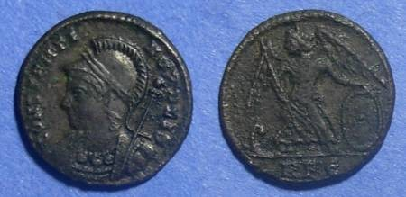 Ancient Coins - Roman Empire, Constantinople comm Struck 330 AD, Constantinople
