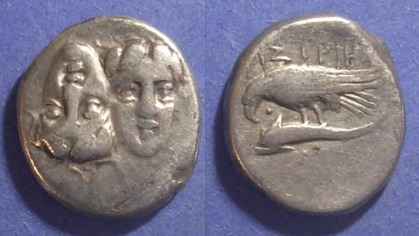Ancient Coins - Istros, Thrace 400-350 BC, Stater