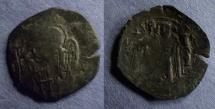 Ancient Coins - Byzantine Empire, Michael VIII 1261-1282, Trachy