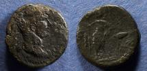 Ancient Coins - Judaea, Askalon, Hadrian 117-138, AE22