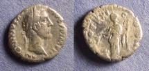 Ancient Coins - Roman Empire, Antoninus Pius 138-161, Denarius