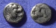 Ancient Coins - Halicarnossos, Caria Circa 480 BC, Tetartemorion