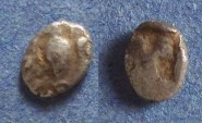Ancient Coins - Macedonia, Terone Circa 500 BC, Hemiobol
