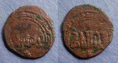 World Coins - Ayyubids, Al-Nasir I Salah al-Din 564-589AH/1169-1193AD, Fals