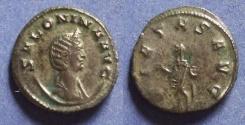 Ancient Coins - Roman Empire, Salonina 253-268, Antoninianus