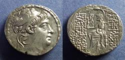 Ancient Coins - Seleucid Kingdom, Antiochos X (First Reign) 94-88BC, Tetradrachm