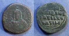 Ancient Coins - Byzantine Empire, Basil II - Const VIII 976-1028, Anonymous Class A2