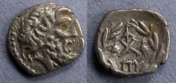 Ancient Coins - Achaean League, Lakedaimon ( Sparta) 88-30 BC, Hemidrachm