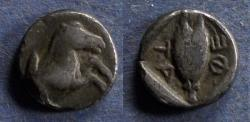 Ancient Coins - Thessalian League,  470-460 BC, Hemidrachm
