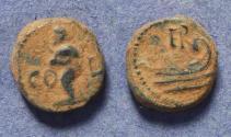 Ancient Coins - Phoenicia, Berytus 1st Century AD, AE12