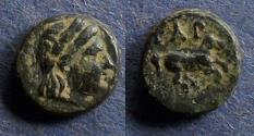 Ancient Coins - Troas, Gargara 400-284 BC, AE8.5