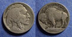 Us Coins - United States,  1913,  Buffalo Nickel, Type 1, VG